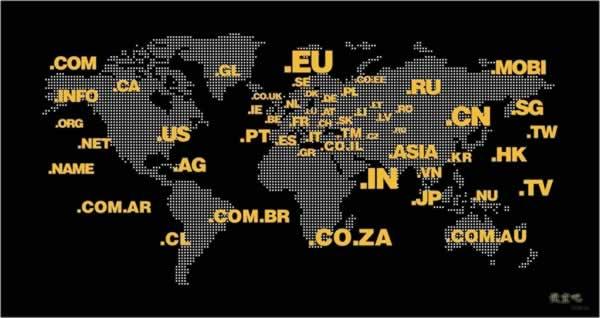 全世界最早注册的前十个.com域名